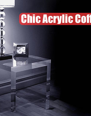 acrylic coffee tables