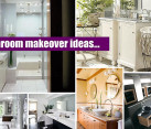 bathroom makeovers