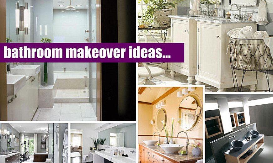 Bathroom Makeovers On A Budget South Africa 20 elegant bathroom makeover ideas