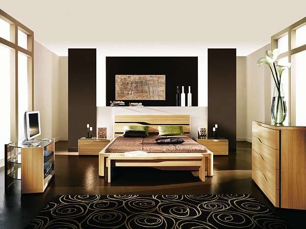 beautiful brown colored bedroom DIY Redecorating: How to Make the Bedroom More Appealing