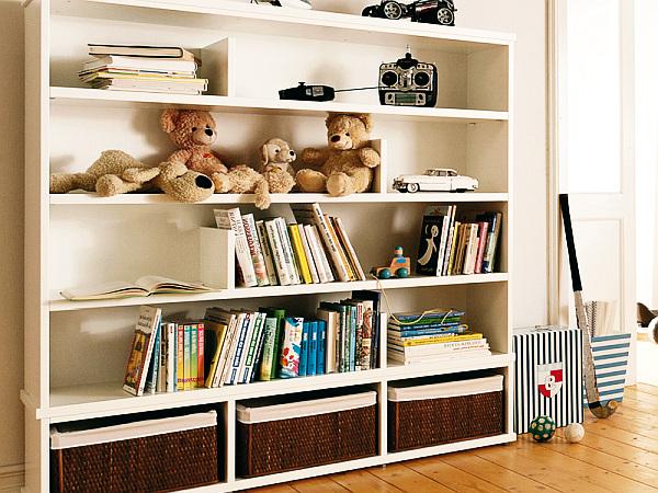 children bookshelf furniture design decoist. Black Bedroom Furniture Sets. Home Design Ideas