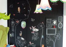 Chalkboard Madness in the Home Organization