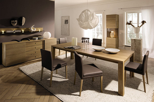 contemporary dining room design Three Things Every Dining Room Desires