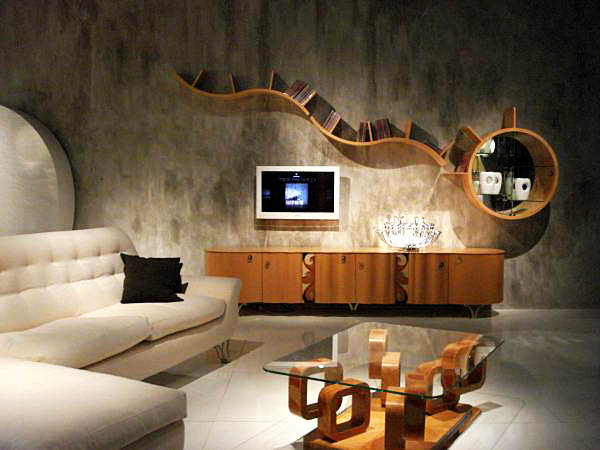 contemporary innovative design for living room furniture