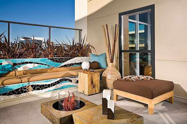 contemporary patio furniture Outdoor Design: Choosing Elegant Patio Furniture