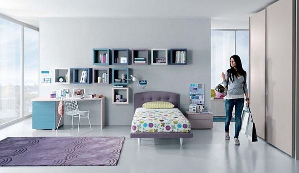 Teen rooms designs how to catch up with change for Bedroom ideas for teenage girls 2012