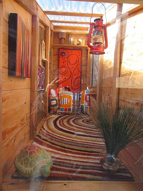 cosy eco-friendly micro houses 6