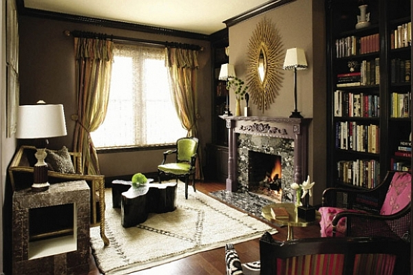 Luxurious living room concepts 25 amazing decorating ideas for Belle bedroom ideas