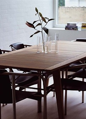 dining room teak furniture