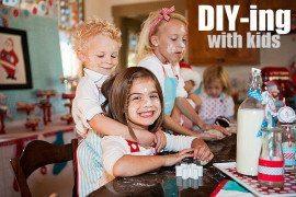 DIY With The Kids: Bedroom or Imagination Emporium?