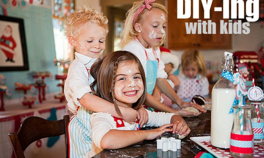 DIY With The Kids: Bedroom or Imagination Emporium?