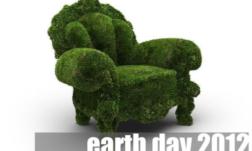 Celebrate Earth Day by Using Repurposed and Upcycled Home Décor