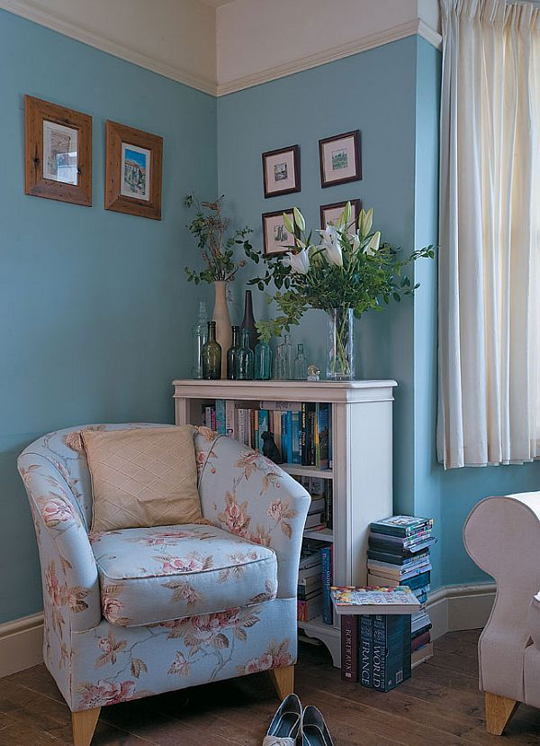 Spring coat shopping try a fresh new coat of paint - Eggshell paint for bathroom walls ...