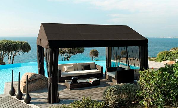 elegant outdoor furniture. once elegant outdoor furniture