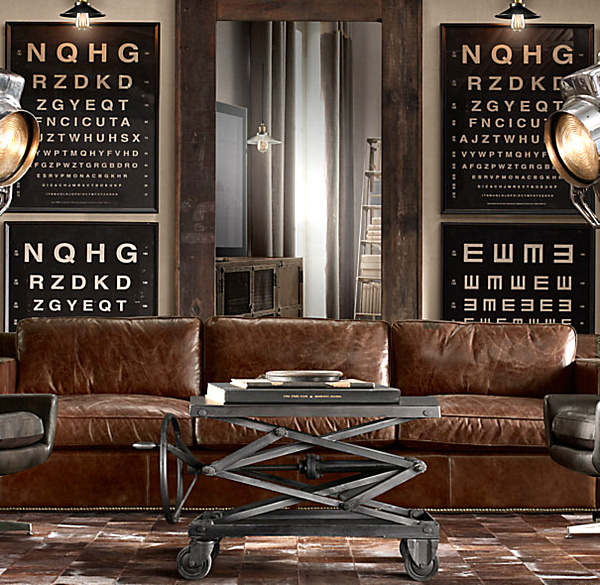 Gallery For gt Modern Industrial Furniture