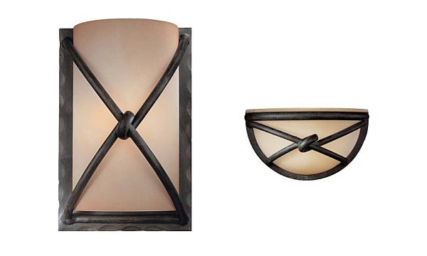 31 wall sconces designs for dressing up your hallways view in gallery available aloadofball Images
