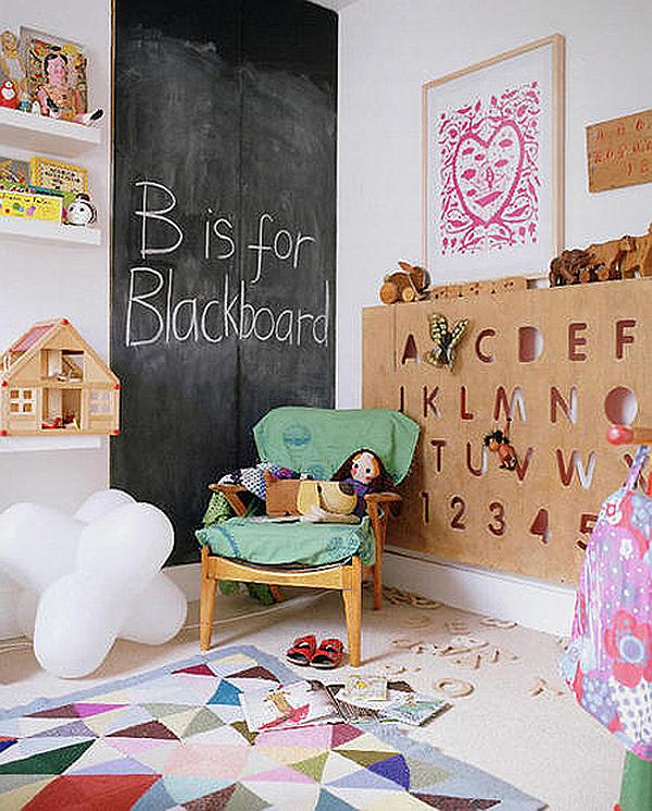 kids-room-blackboard-wall-idea