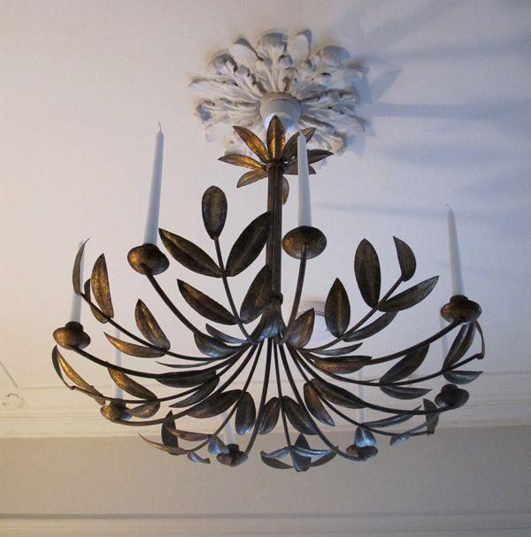 leaf-inspired-chandelier