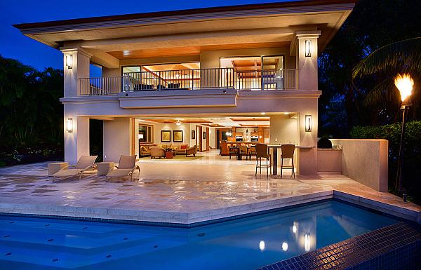 Creating a Backyard Oasis: 26 Sleek Pool Designs on Luxury Backyard Design id=15234