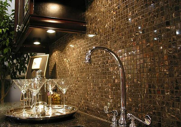 Unique Kitchen Backsplash Designs