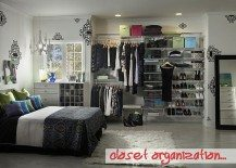 Tips for Tackling Closet Organization