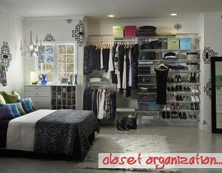Tips for Tackling Closet Organization