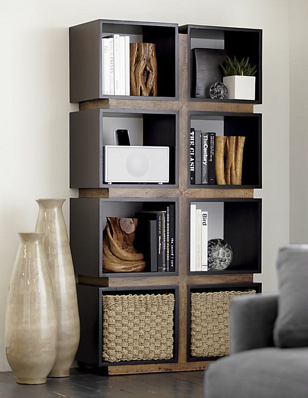 Freestanding Shelves