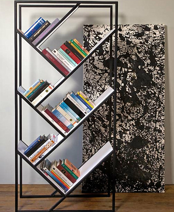 Modern Shelves To Keep You Organized In Style - Contemporary bookshelves