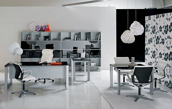 modern home office chair Selecting a Home Office Chair