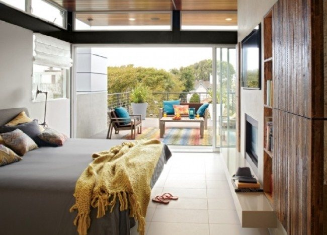 24 Upscale & Simple Bedroom Designs