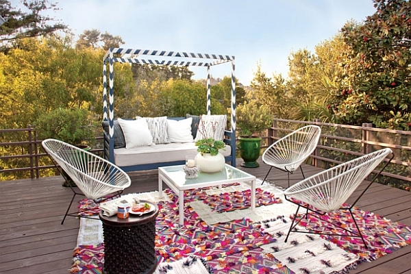 Courtyard Furniture Amp Decoration Inspiration Be Creative