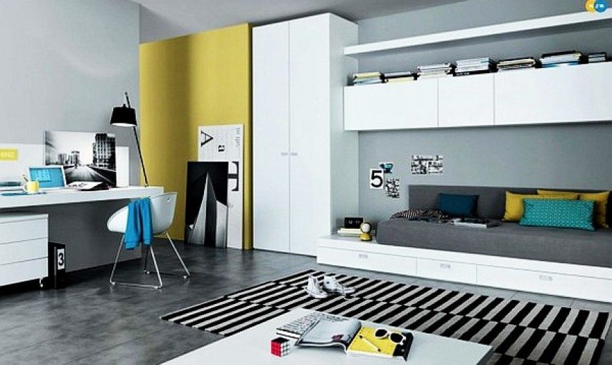 Charmant Teen Rooms Designs: How To Catch Up With Change