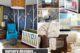 25 Modern Nursery To Design