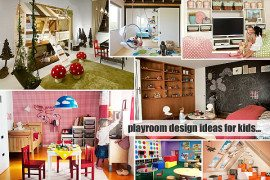 20 Playroom To Design