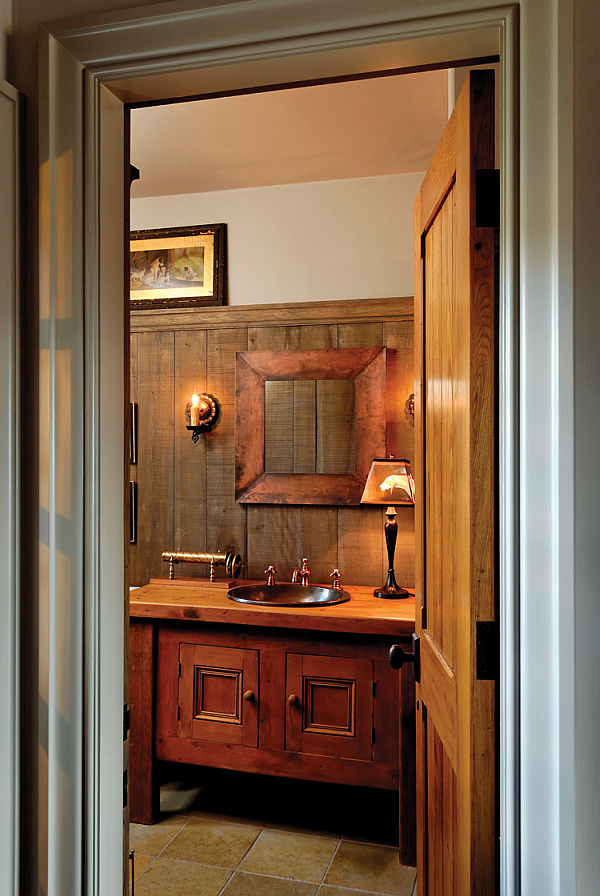 Powder Room Design Ideas View In Gallery Powder Room Decor Ideas For An Impressive Powder Room