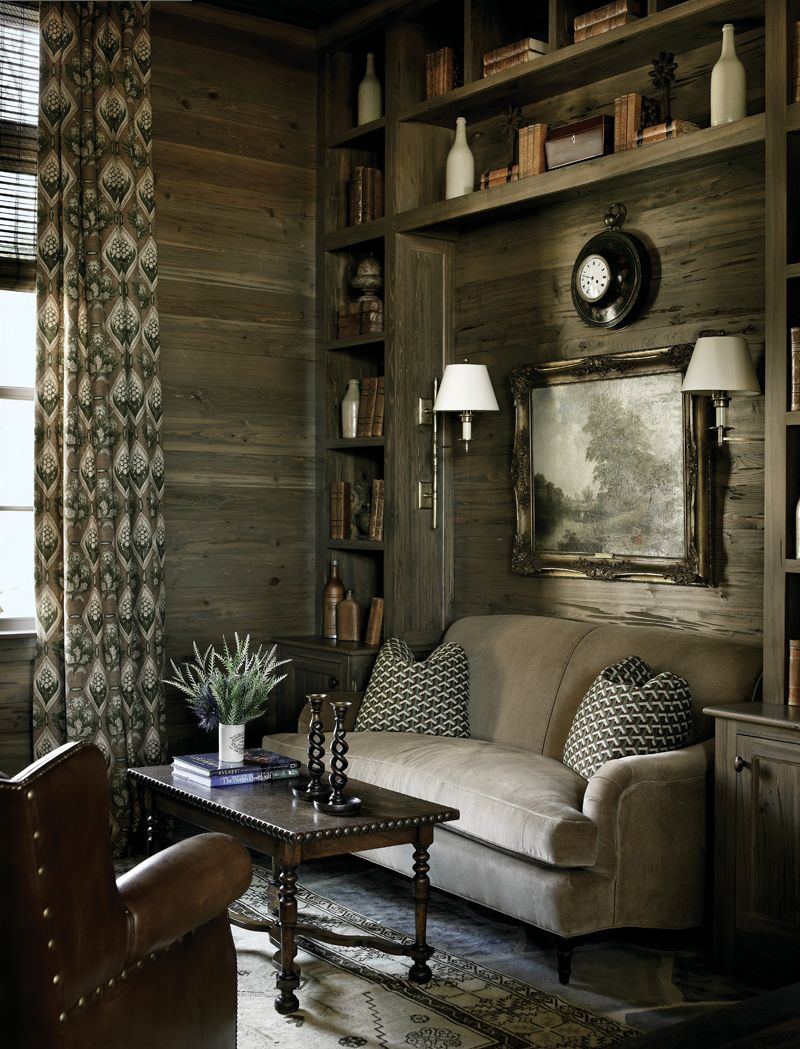 DIY Fusion Of Styles Refined Rustic Living