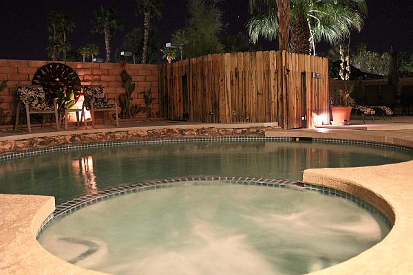 Backyard Oasis Ideas 15 small backyard ideas to create a charming hideaway View In Gallery