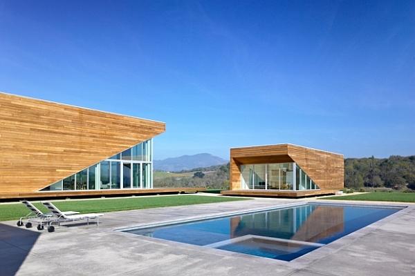 Pool Design creating a backyard oasis: 26 sleek pool designs