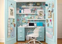 DIY: Converting Small Spaces into Big Characters