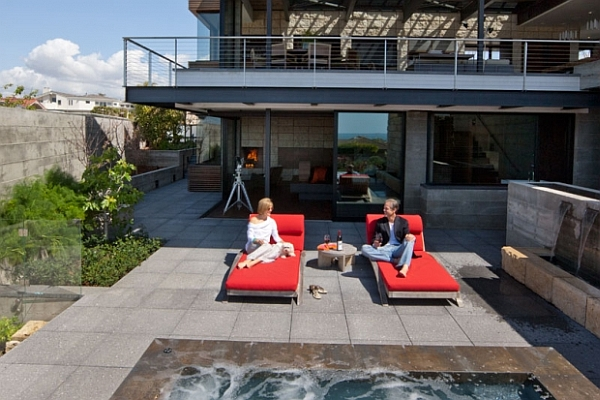 Backyard Oasis Designs creating a backyard oasis: 26 sleek pool designs