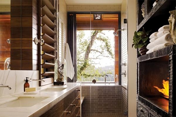 19 Tastefully Elegant Bathroom Designs