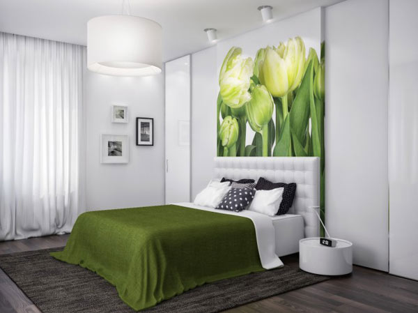 spacious modern ukranian apartment 16 – large bedroom decorating