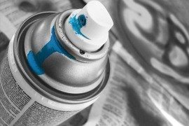 Operation DIY: Spray Painting Metal