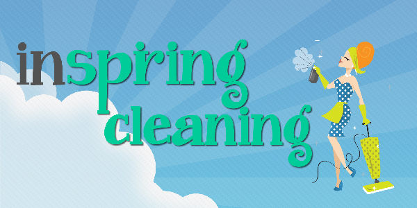 spring cleaning Spring Cleaning Tips & Ideas: From Top to Bottom