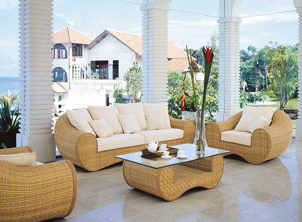 Outdoor Design Choosing Elegant Patio Furniture Home Design