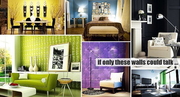 superb walls colors If Walls Could Talk: Giving Your Room Self Expression By Way of Color