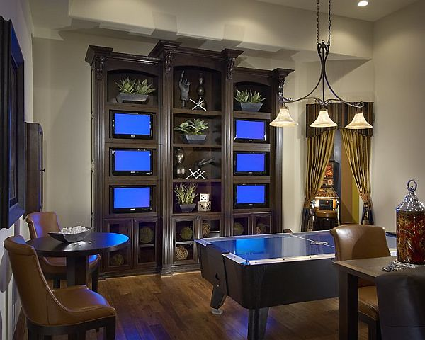 Game Room Design Ideas interior home design ideas game room decorating poker table 1000 Images About Game Room Design Ideas On Pinterest Basements Basement Bars And Game Rooms