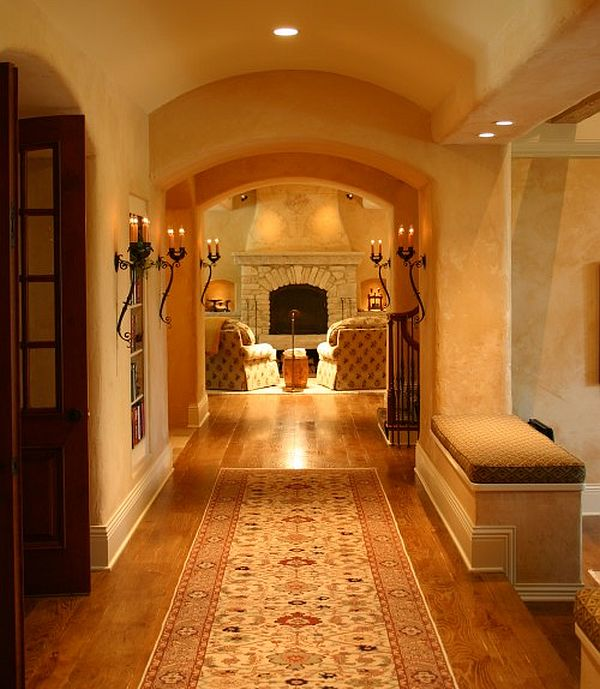 Decorating Ideas For Wall Sconces : 31 Wall Sconces Designs For Dressing Up Your Hallways