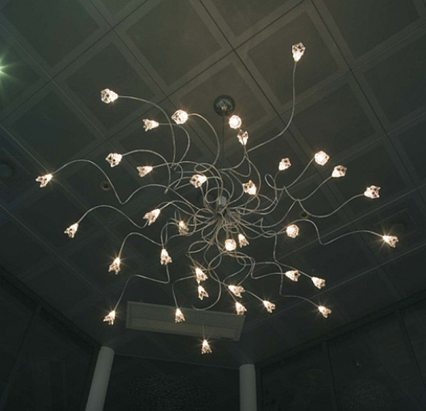 Choosing the right chandelier 18 contemporary ideas to inspire view in gallery aloadofball Image collections