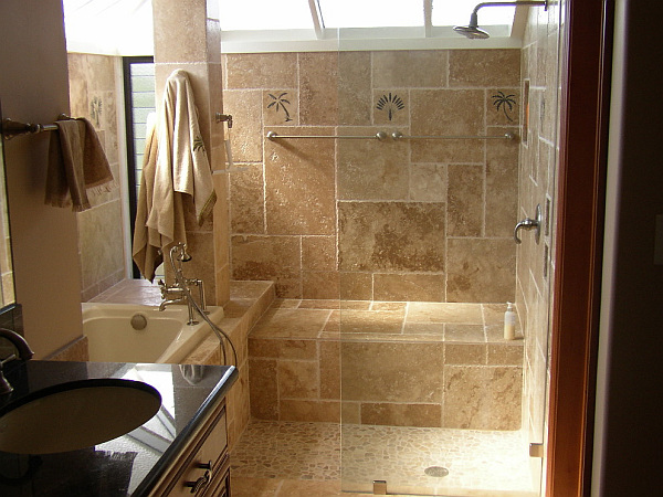 Bathroom Remodel Space Planning : Tastefully elegant bathroom designs